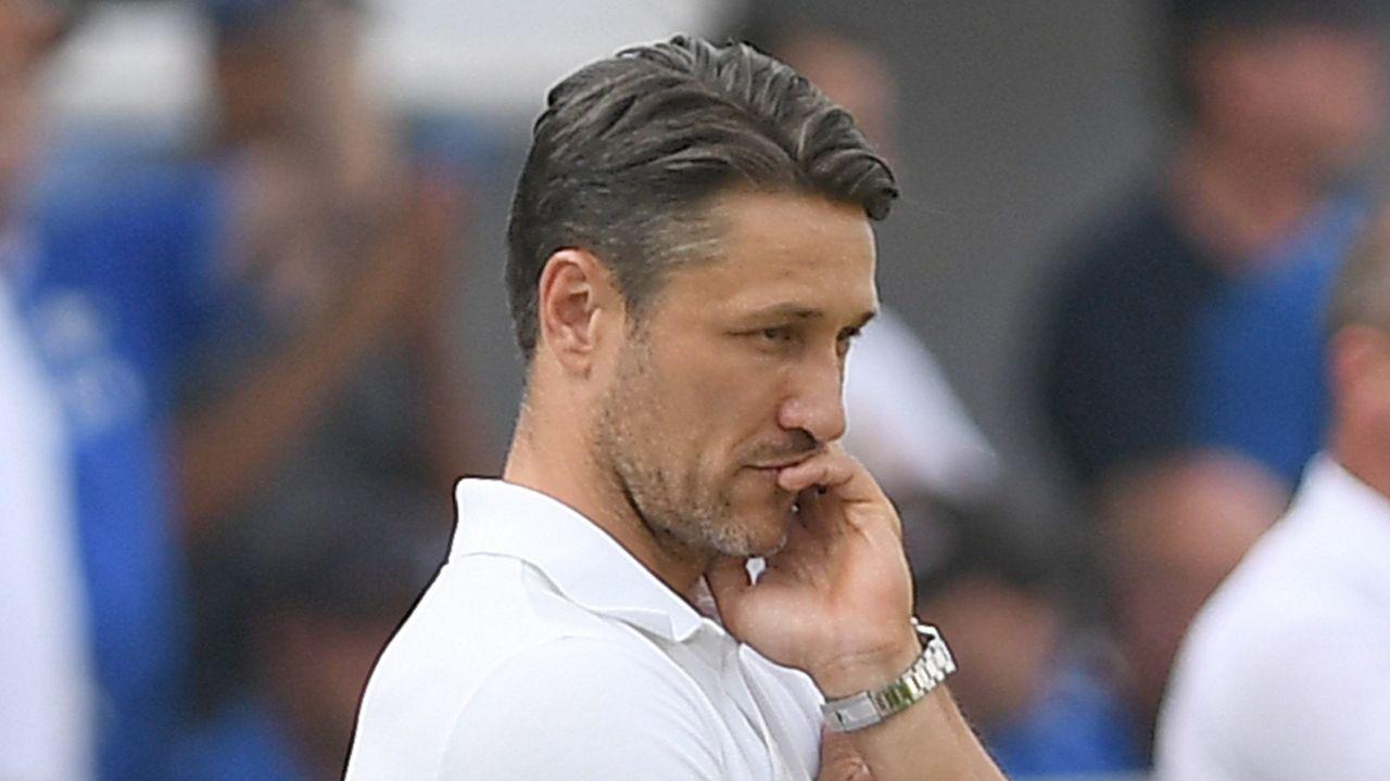 Kovac Macht Sich Gedanken Warum Dauernd So Viele Spieler Krank Sind Patient Eintracht Eintracht Eintracht Frankfurt Trainer