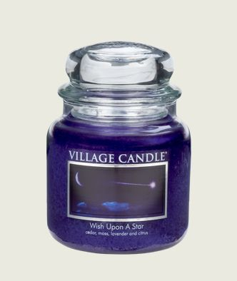 Wish Upon A Star Scented Candles Scented Candles | Village Candle