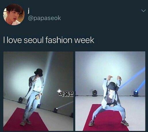 BTS modelling Run! BTS