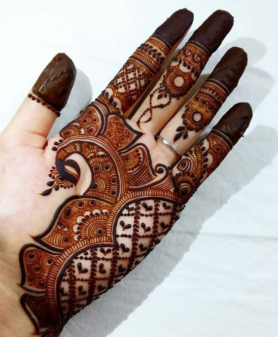Arabic Easy Mehndi Design Pics - valoblogi com