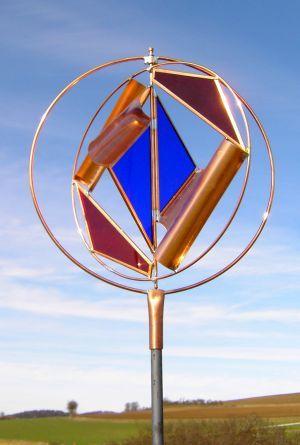 Fabulous Windrad Innovativ Architektur Deko Windturbine Windspiel Windspinner Sonnenf nger Der Wind