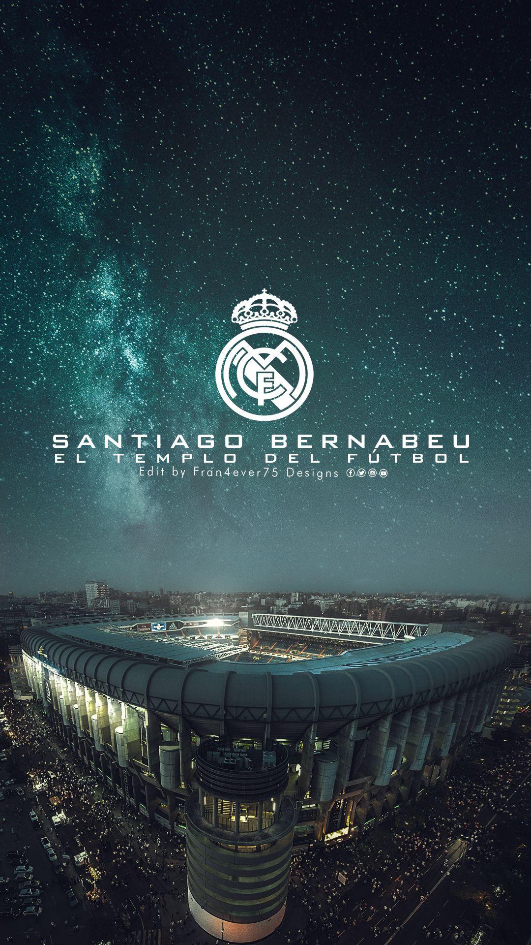 Estadio Santiago Bernabeu El Templo Del Madridismo Bambang Pamungkas Gambar Sepak Bola Gambar