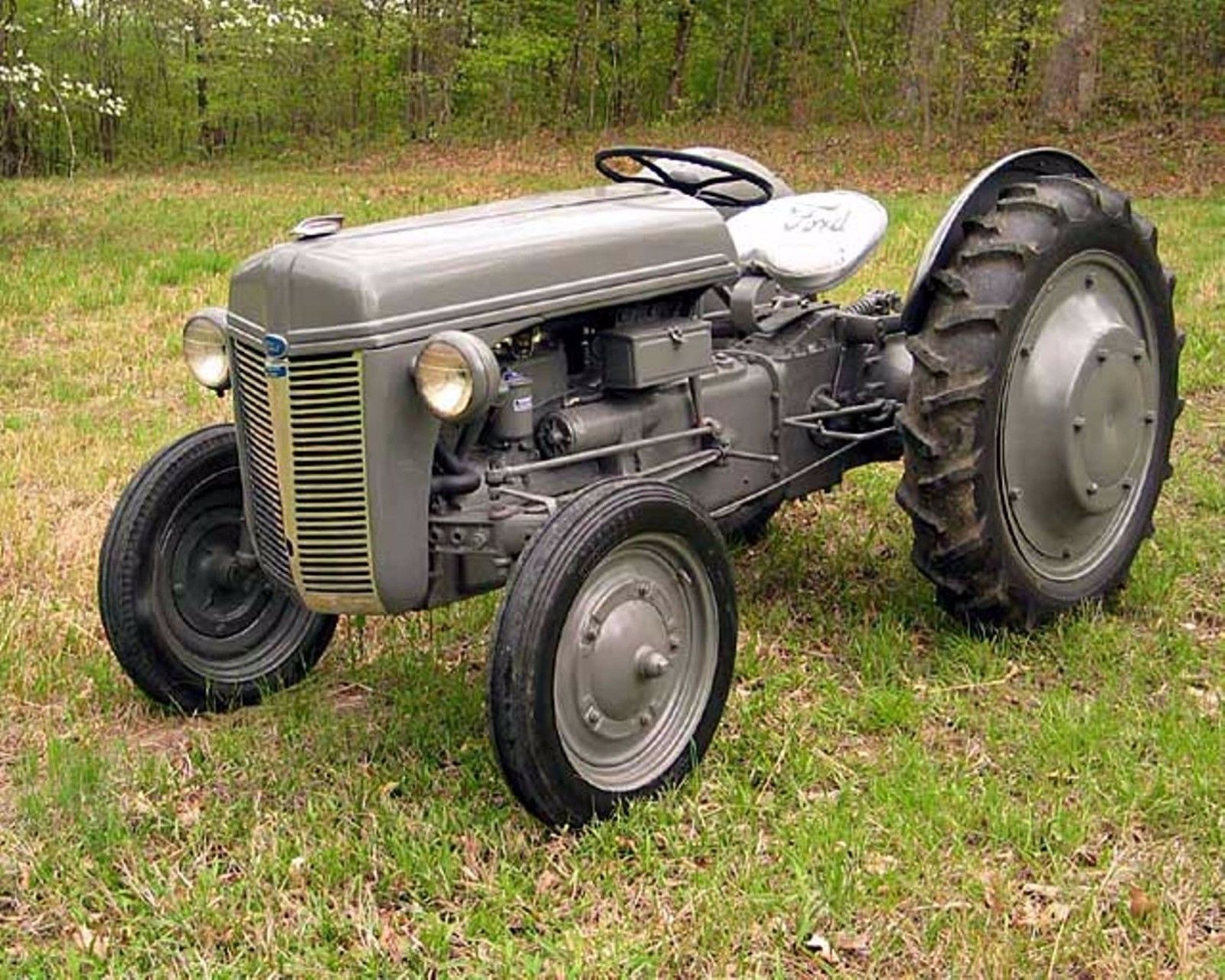 medium resolution of ford 2n 8n 9n tractor workshop parts manual ebay