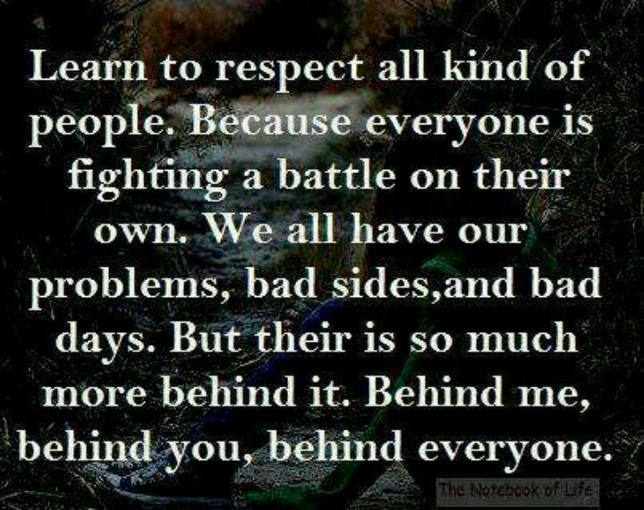 Just Respect!!!!