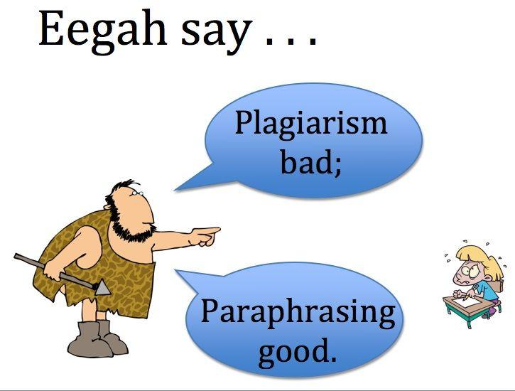 why is plagiarism bad