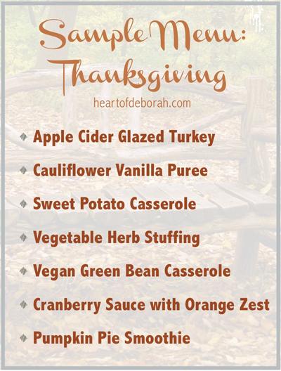 thanksgiving sample menu pinterest thanksgiving menu
