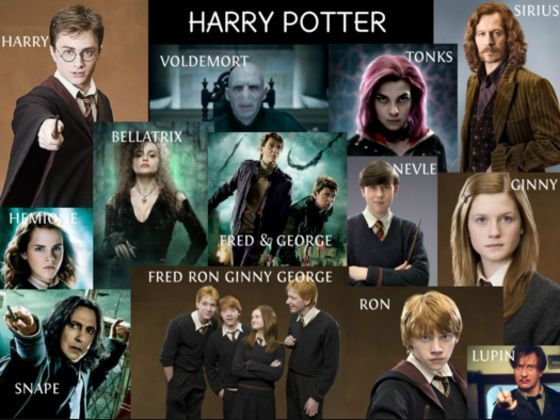 What Harry Potter Character Are You Based On Your Zodiac Sign Harry Potter Characters Harry Potter Characters Names Harry Potter