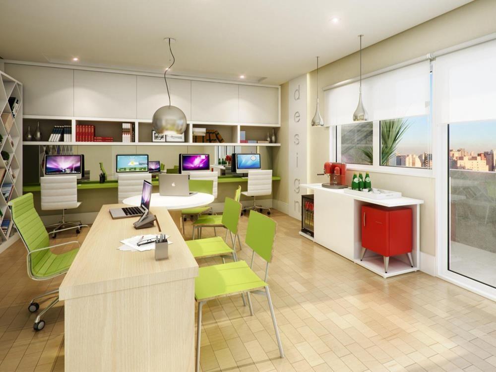 escritorio planejado sala comercial - Pesquisa Google