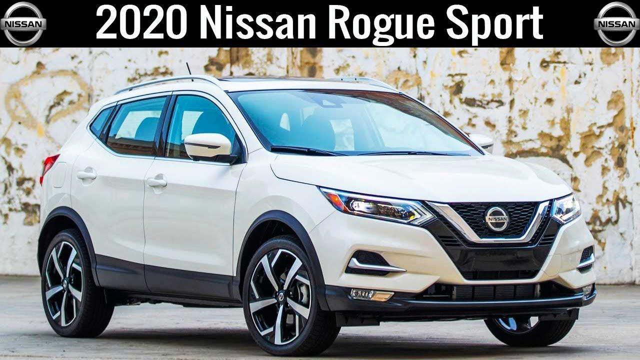 2020 Nissan Rogue Sport in 2020 Nissan rogue, Nissan, Sports