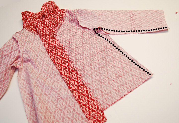 free pj pattern for girl   Shwin: Pajama Rama! Christmas Pajamas ...