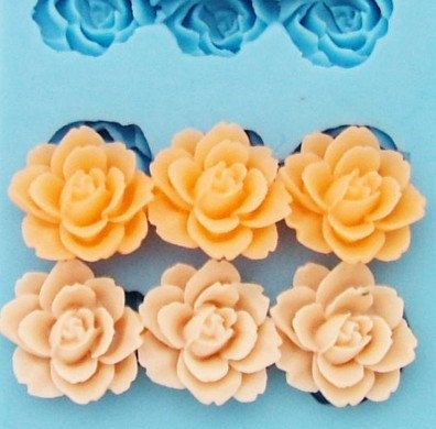 Resin Mold Soap Mold Silicone Mold Flexible Mold by artdeco123, $4.99
