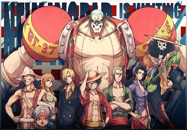 خلفيات أنمي ون بيس One Piece جودة عالية Hd للكمبيوتر One Piece New World One Piece Manga One Piece Anime
