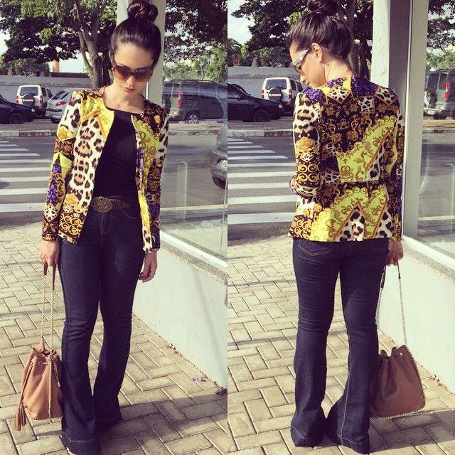 PÁRA TUDO  o que é esse blazer??? Só podia ser @blessedstore  simplesmente incríveeel!! 339,00
