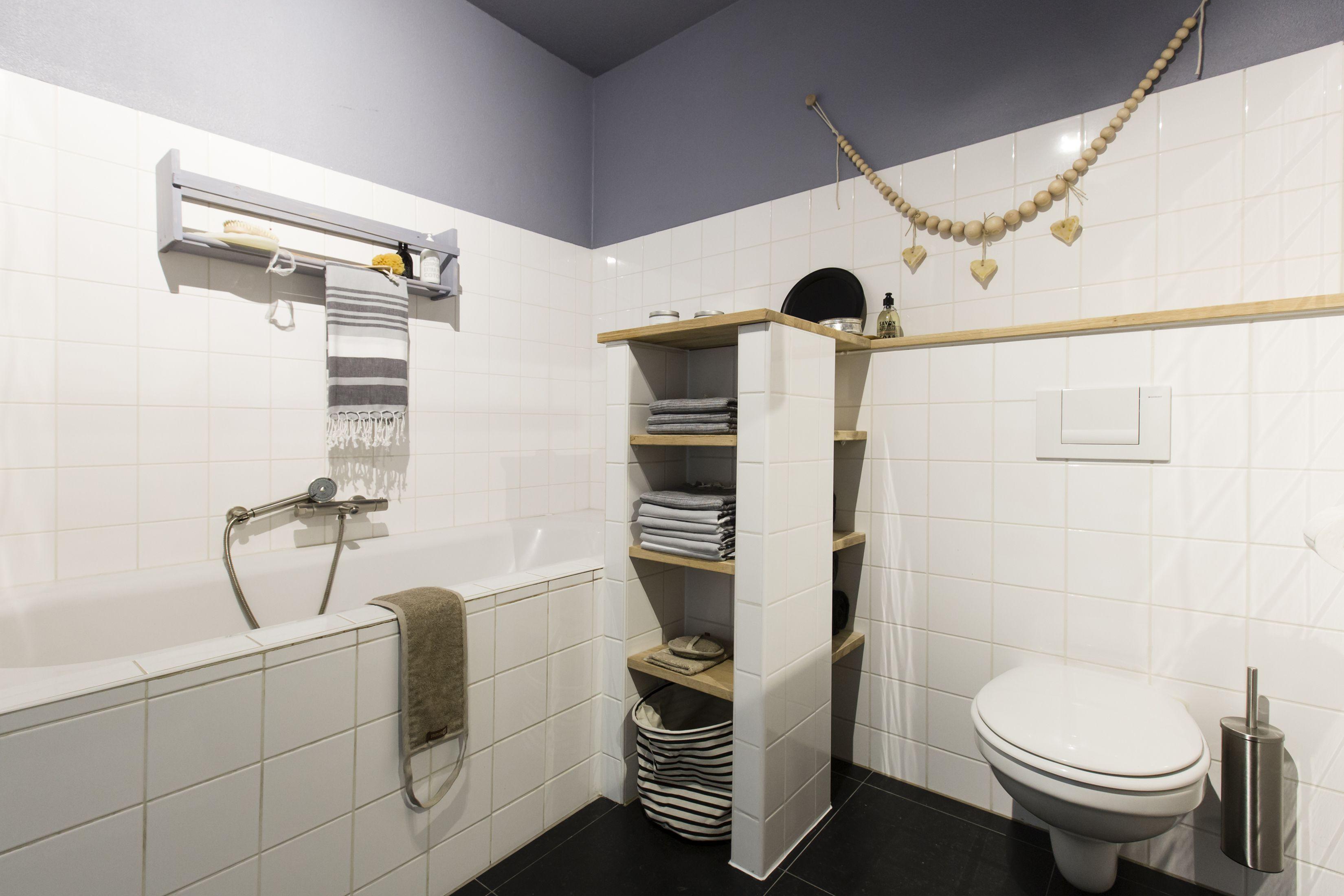 Gekleurd plafond badkamer | Home | Pinterest
