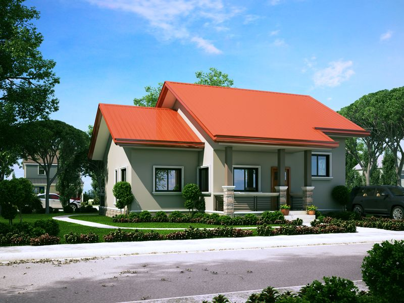 small house designs like shd 2014006 entails simplicity but interesting and functional design this - Small House Designs