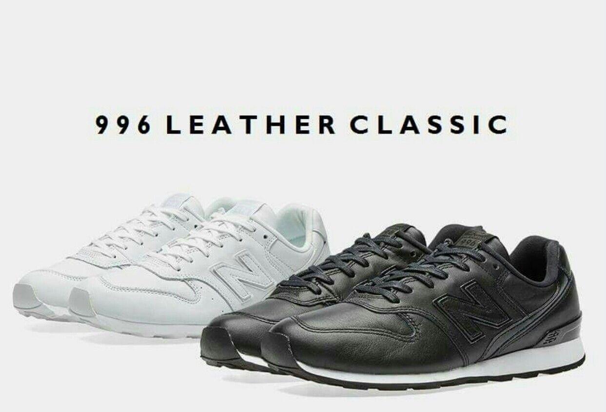 new balance 996 leather