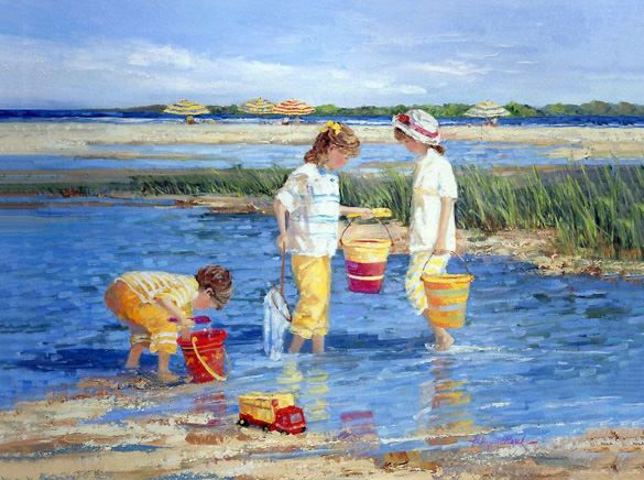 summer painting