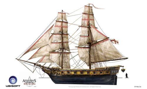 Pin On Tall Ships On High Seas