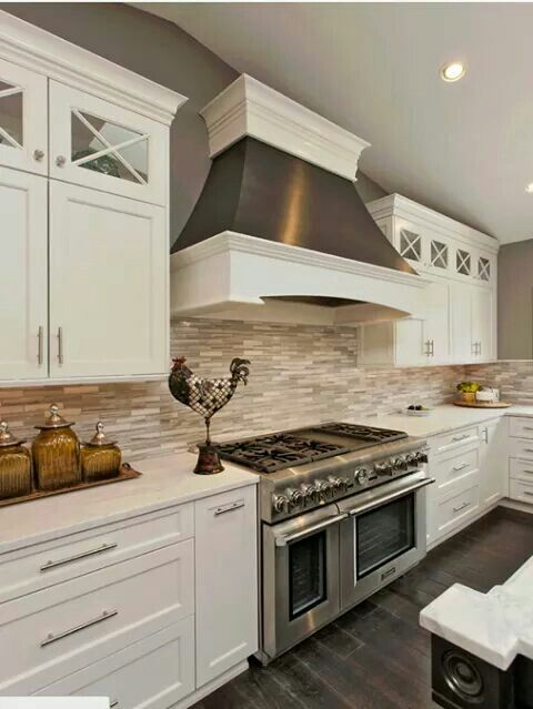 Pin de Edytkie Takie en kitchen Pinterest - Cocinas Integrales Blancas