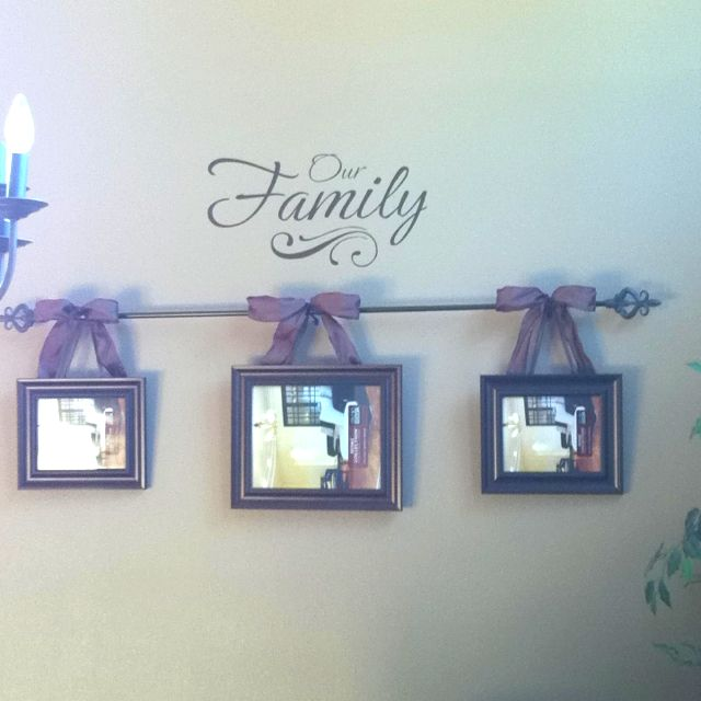 Pin By Sarah Carroll Williams On Projects I Ve Done Picture Frame Designs Hanging Picture Frames Picture Arrangements On Wall