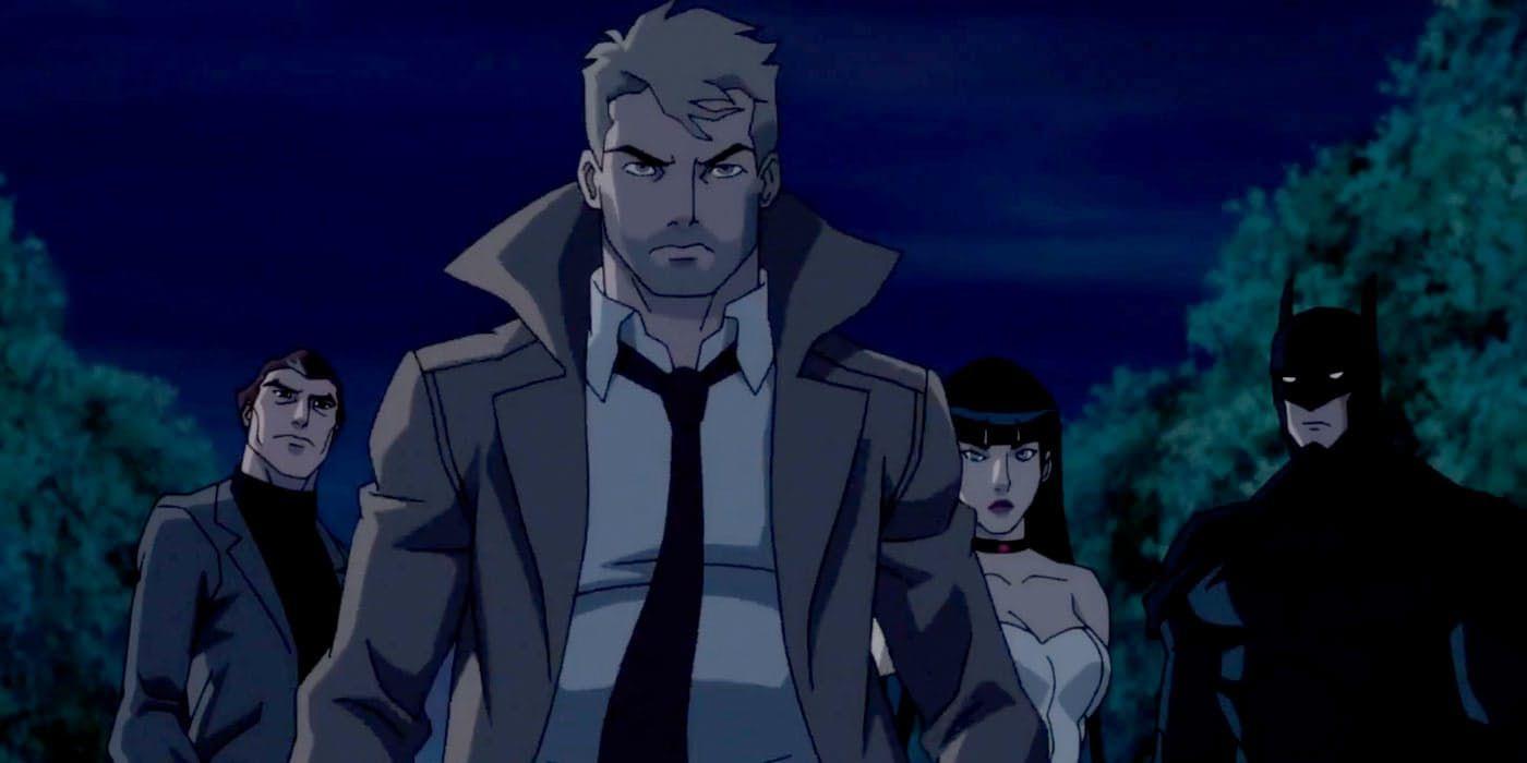Justice League Dark Justice League Dark Justice League John Constantine