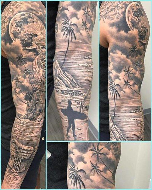 Photo of Chris Garcia — Red 5 Tattoo | Virginia Beach, VA