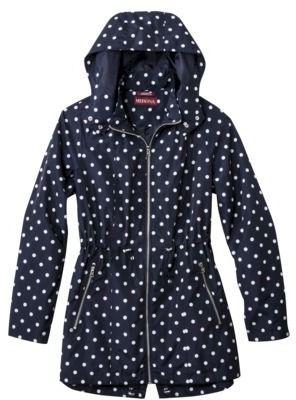 bbc696ef0 Merona Women's Polka Dot Anorak Jacket -Navy on shopstyle.com ...