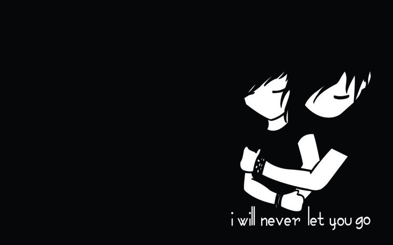 Art Black And White Love Emo Hugging Hd Wallpapers Common Details Found In Wallpaper Hd Emo Emo Love Quotes Emo Love Emo Cartoons