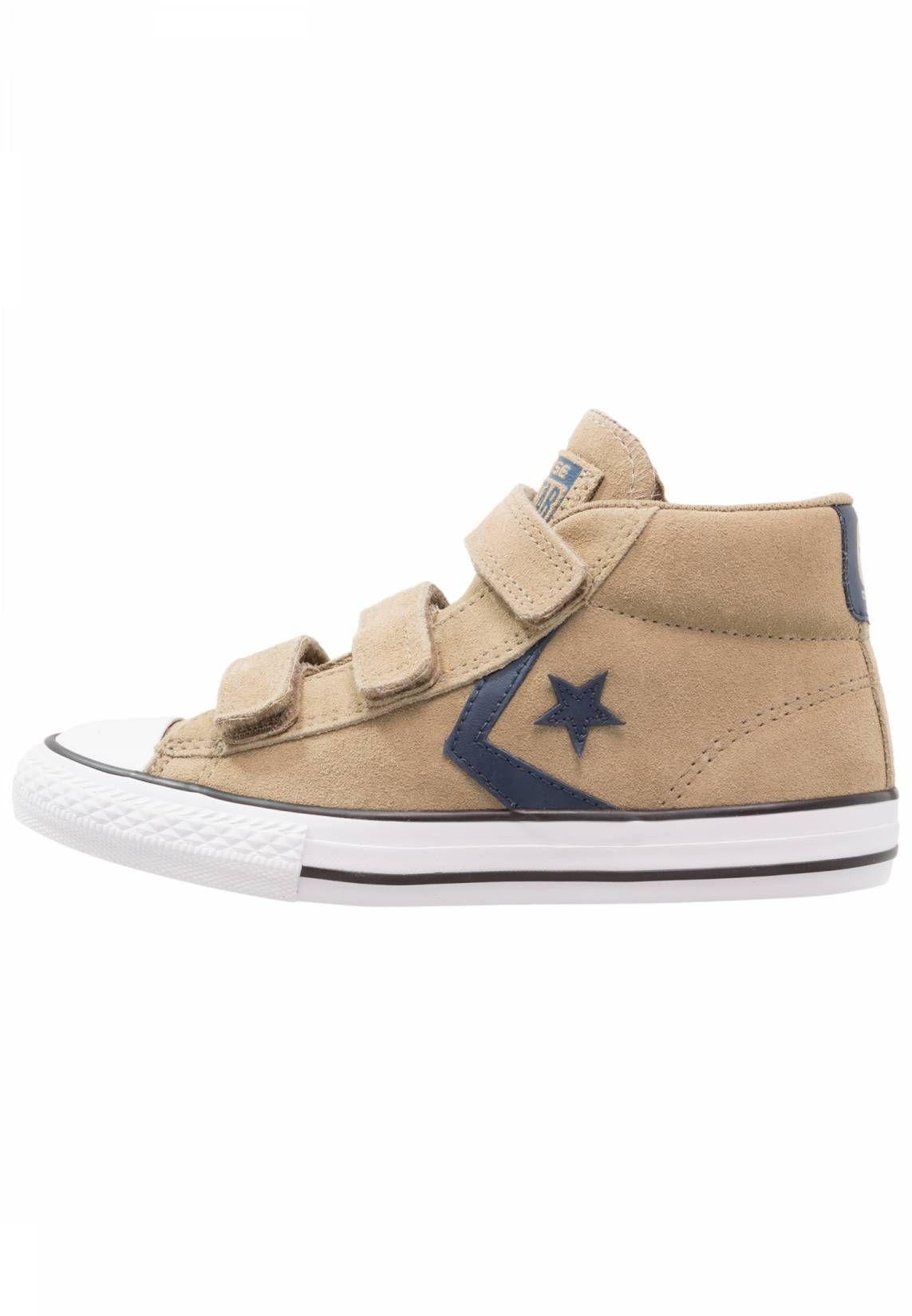 04f15dfc6 Converse. STAR PLAYER EV 3V - Zapatillas altas - sandy khaki navy ...