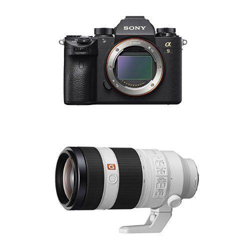 Amazon.com: Sony A9 cámara de fotograma completo de lentes ...