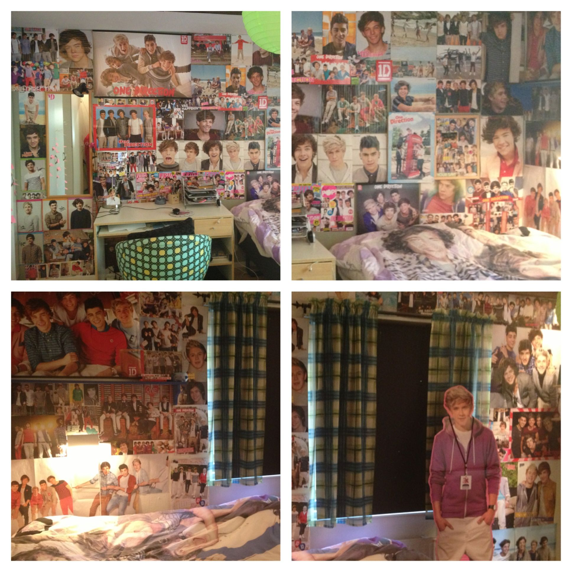 My 1D Posters