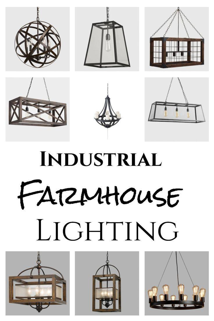 Fixer #Ober #Inspired #Industrial #Farmhouse #Rustic #Lighting #Ideen #Für #Das #Restaurant #farmhousediningroom