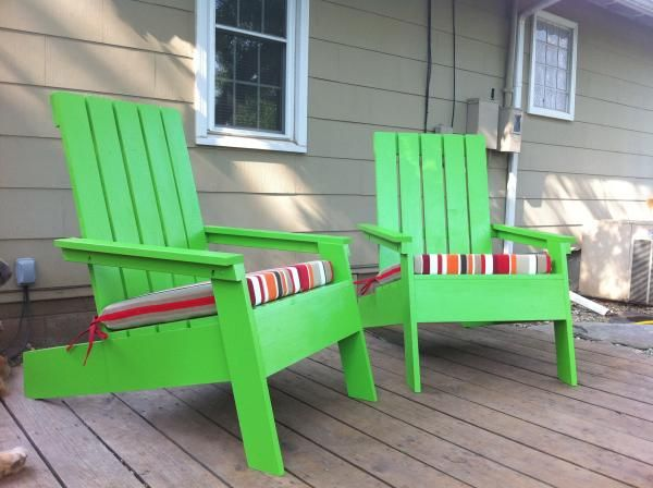 Modish Adirondack Chair Do It Yourself Home Projects From Ana