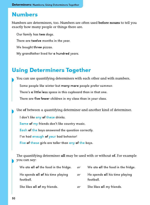 30 Kindergarten Printable Worksheet Free Determiners Grammar Worksheets Kindergarten Worksheets Printable [ 1228 x 898 Pixel ]