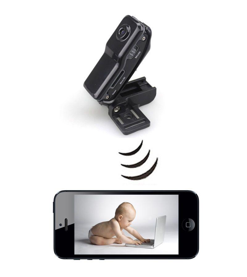 Mini Wifi Wireless Spy Security Nanny Hidden Camera
