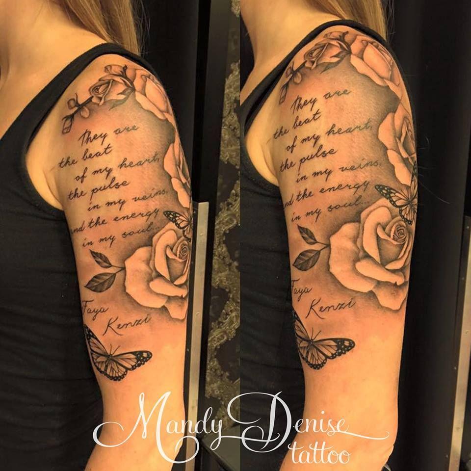 pinpatricia alvarez on tattoos | sleeve tattoos for