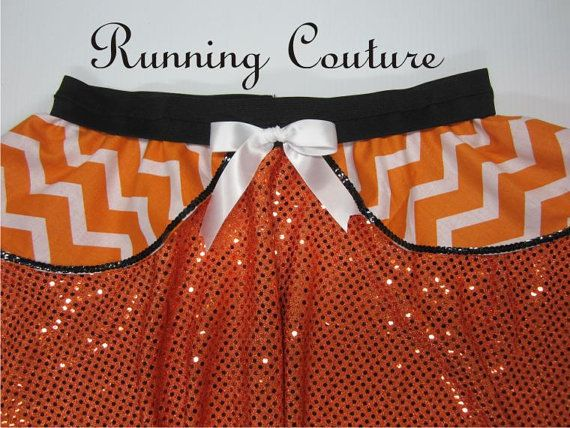 Nemo inspired Sparkle Running Misses Round skirt by