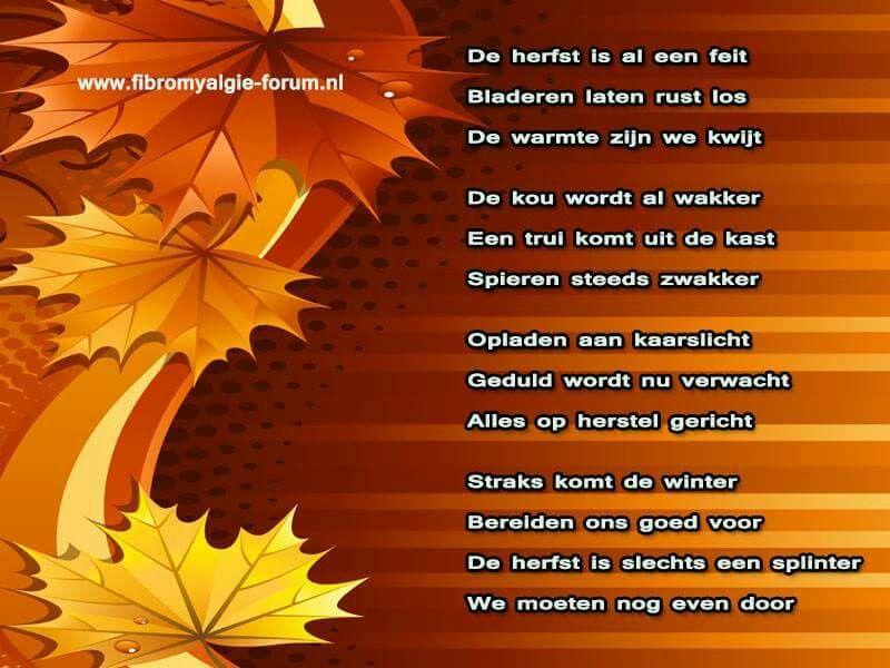 Autumn I fear