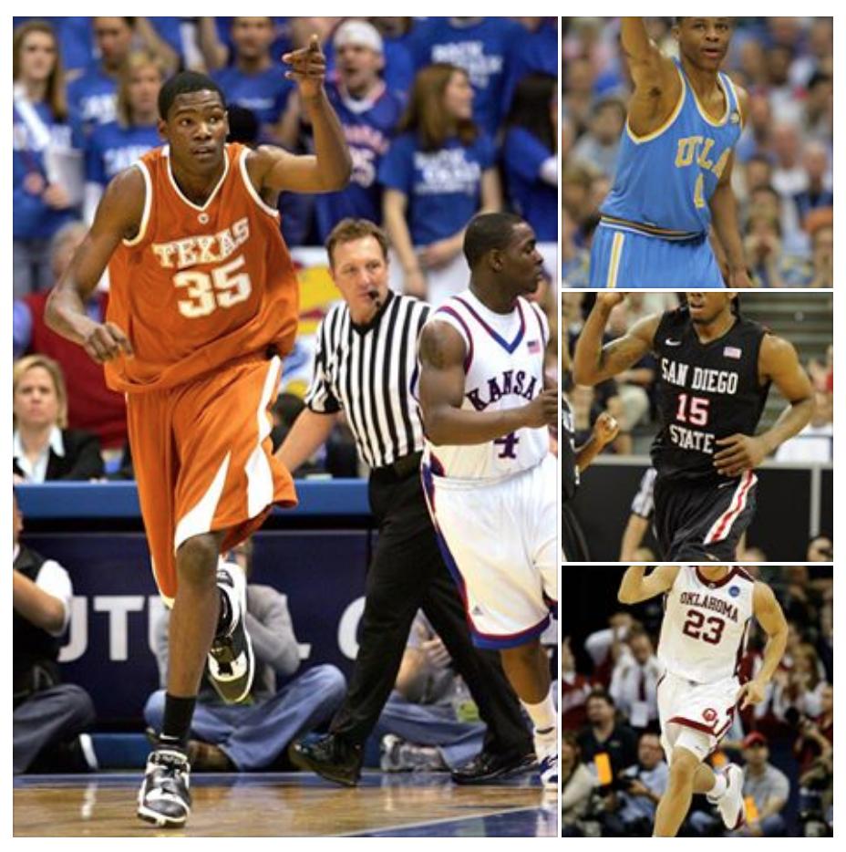 NBA stars of tomorrow start their season today FBF