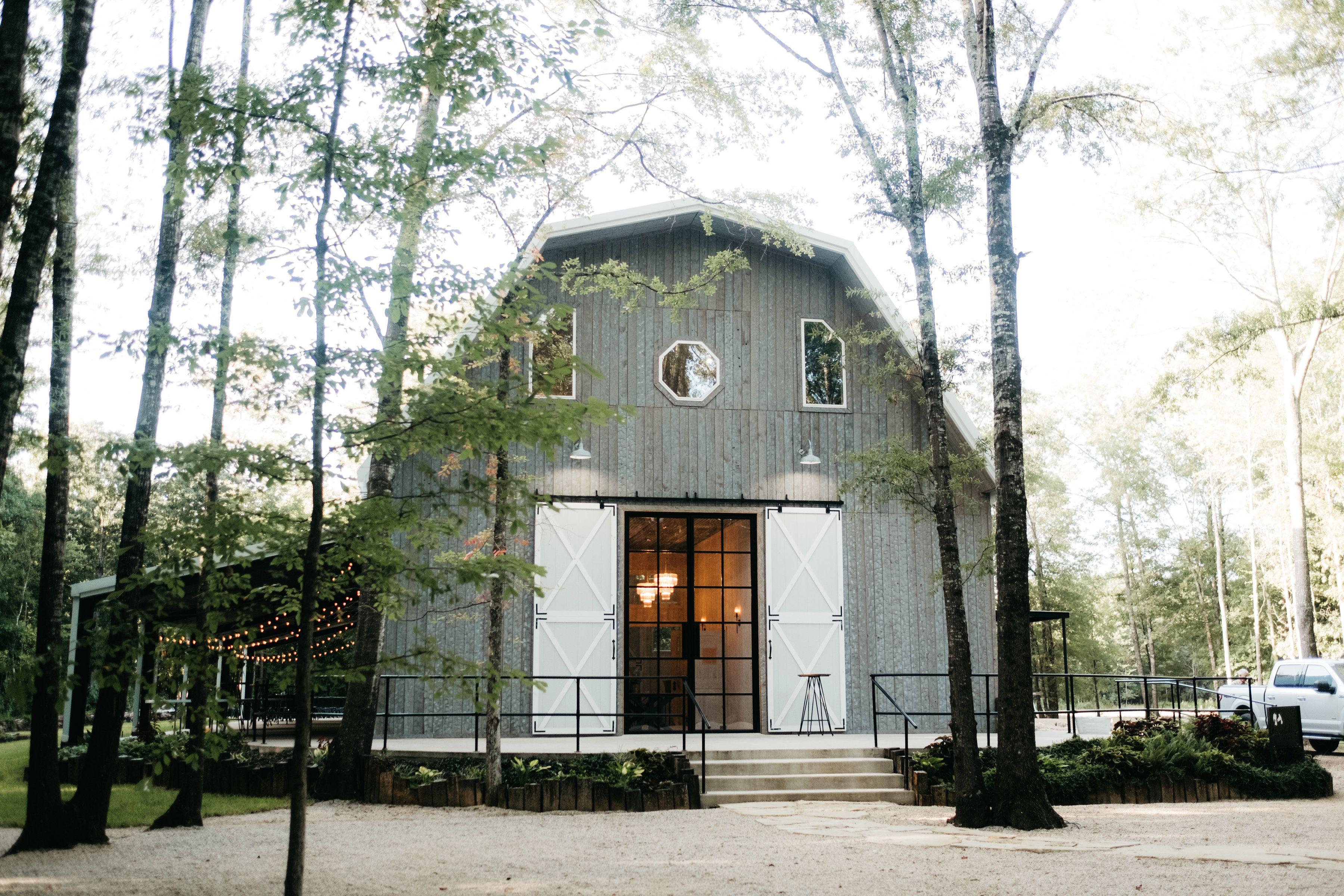 Barn wedding venue in Longview, Texas | Barn wedding venue ...