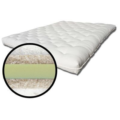 The Futon Shop Back Care Plus 9 Soy Foam Futon Mattress Size Twin