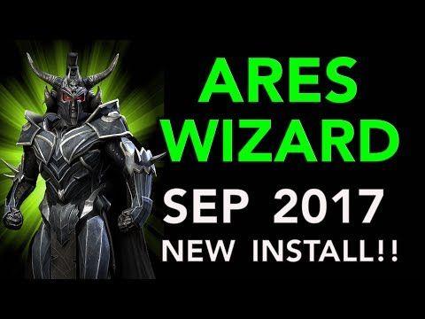 Ares Wizard Kodi 17.4 Krypton Setup - Install Best Kodi Builds (August 2017) Complete Walkthrough - YouTube
