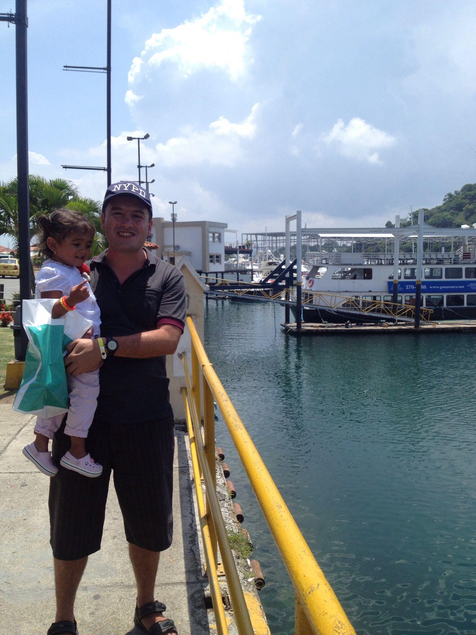 Isla Flamenco. Panamá