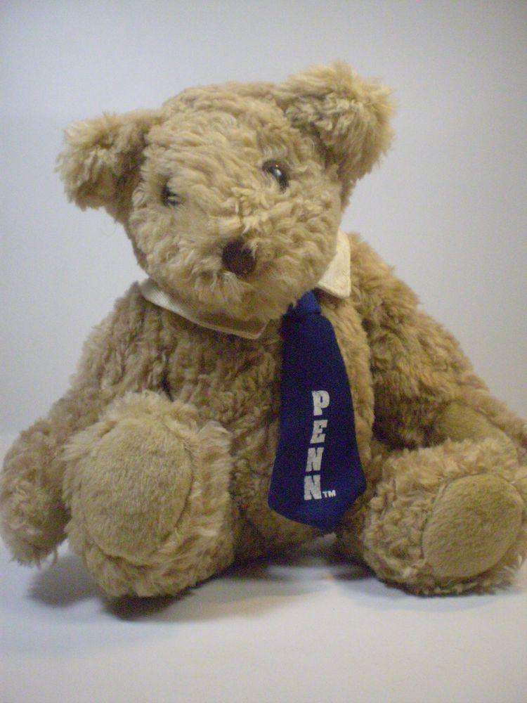 Its All Greek To Me Penn State Pennsylvania College Teddy Bear