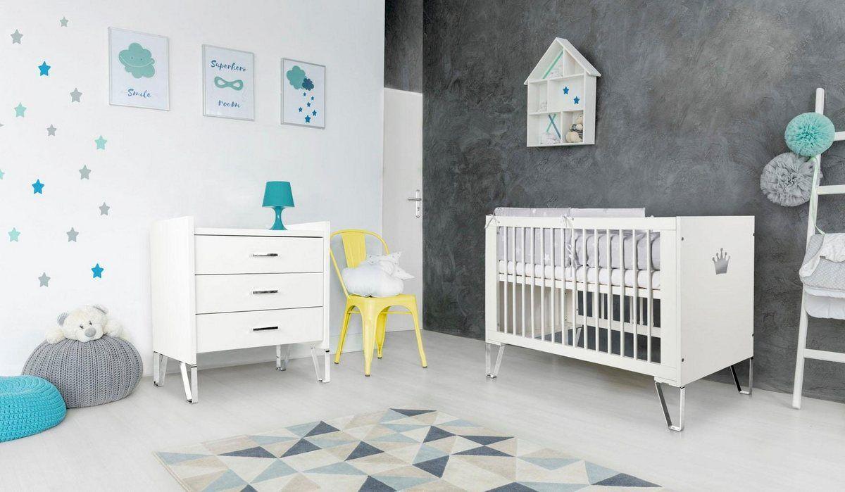 Babymobel Set Blanka Bett Wickelkommode Baby Mobel Haus