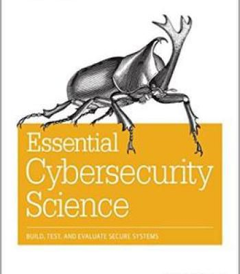 Essential Cybersecurity Science Pdf Home Security Systems