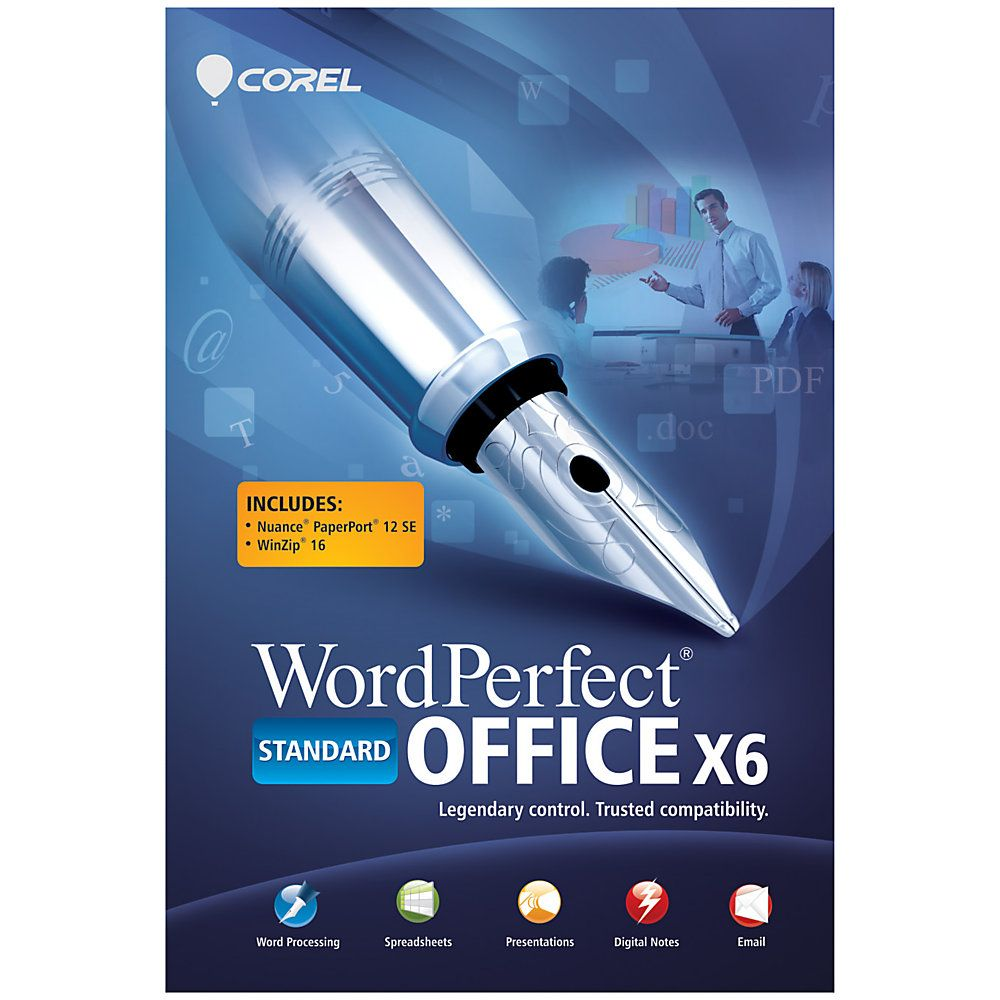 Buy Corel Wordperfect Office X6 Professional Edition Mac Os
