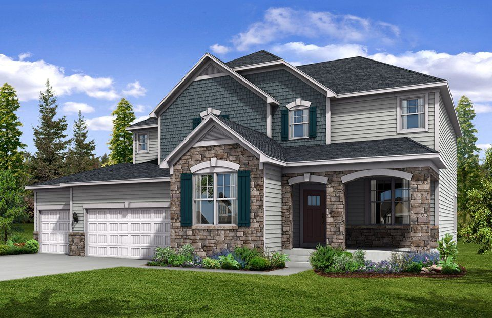 Home Features   Stonebrier II   Pulte Homes   Estate homes ... on