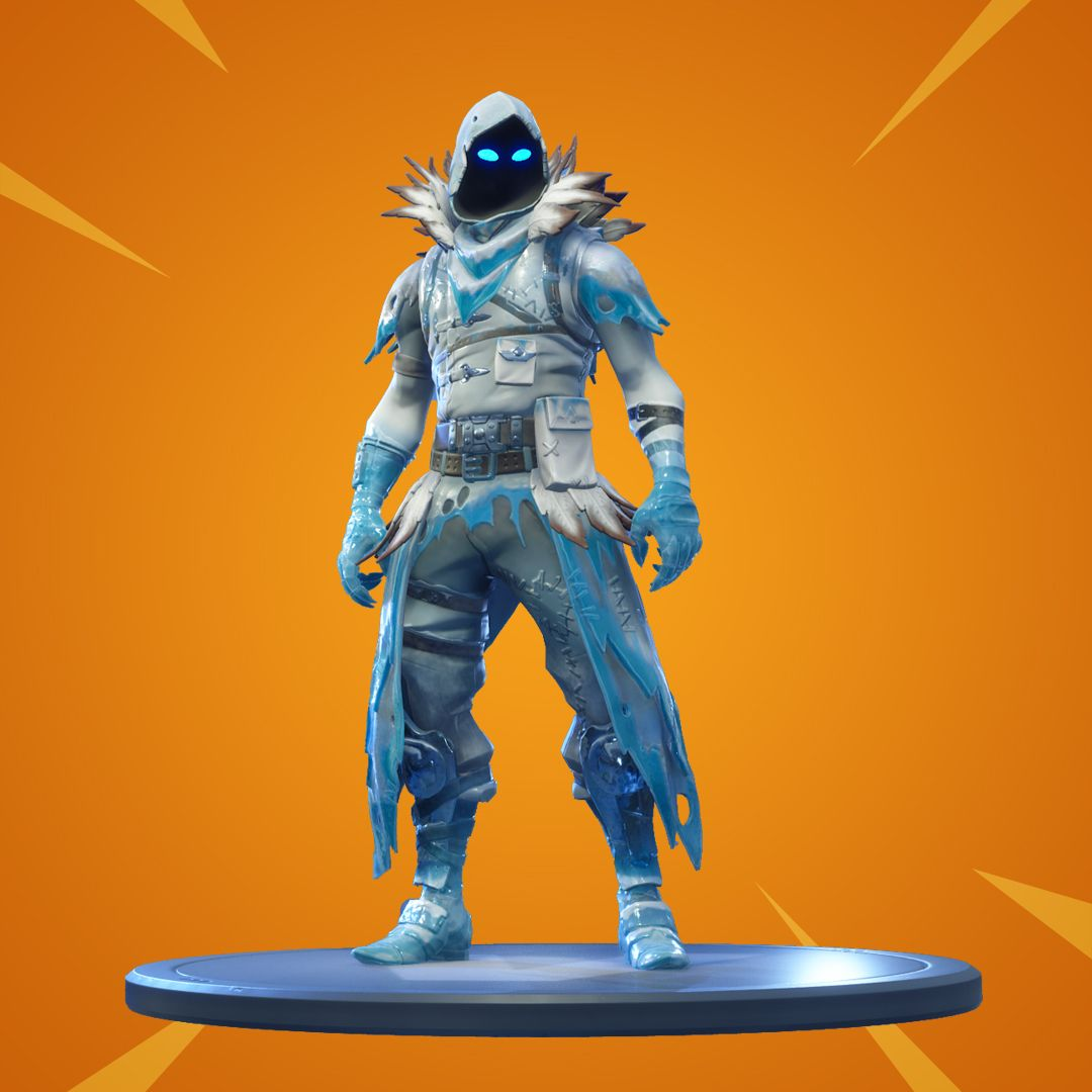 Frozen Raven Outfit Fnbr Co Fortnite Cosmetics Fortnite In