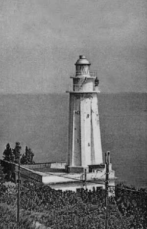 Il faro di Pedaso (AP), Marche. #lighthouse #faro #Pedaso #Adriatico